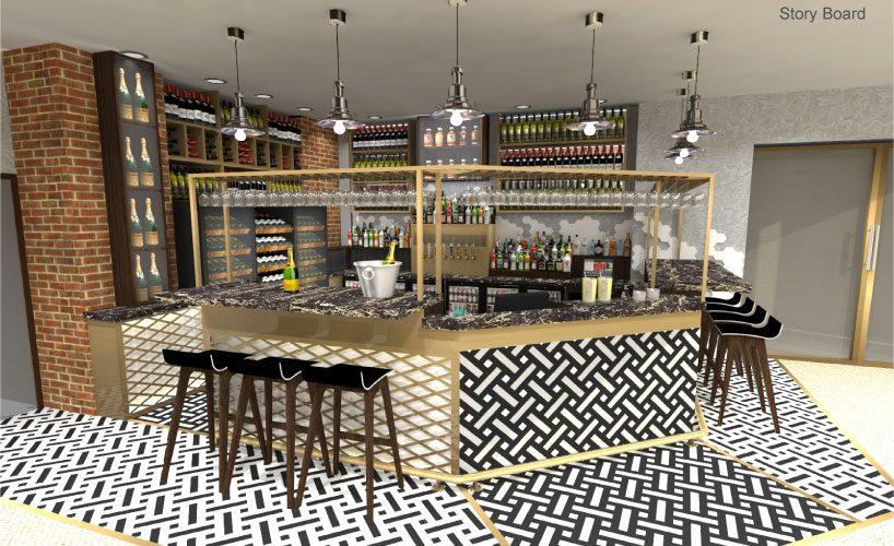 Aneco Catering Design Consultancy Design Build 0330 043 2153