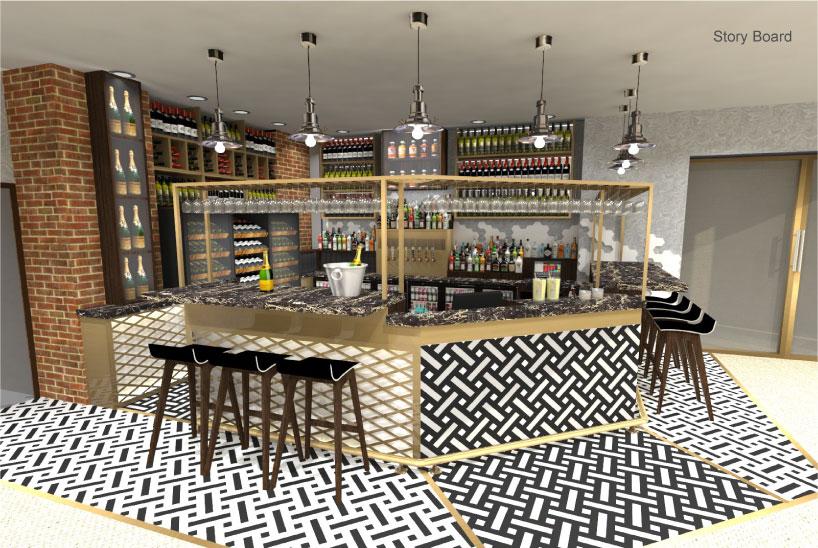 Bath Gate Huddersfield Aneco Catering Design